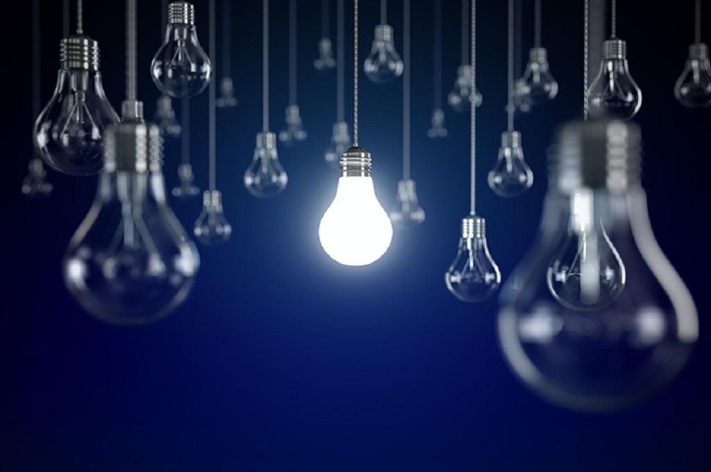 Ilustrasi lampu, Medcom.id - M Rizal