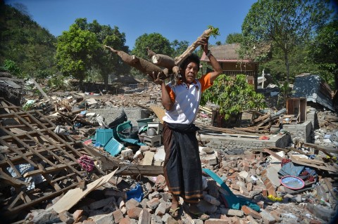 DKI Sumbang Rp33,6 Miliar untuk Pemulihan Lombok