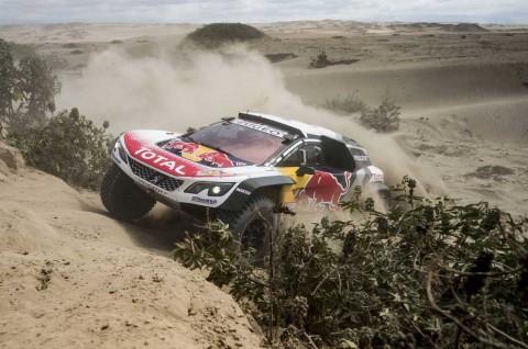 Aturan Baru Dakar Rally 2019