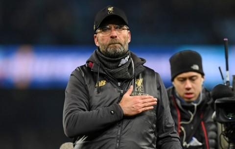 Liverpool Keok dari Manchester City, Klopp Santai