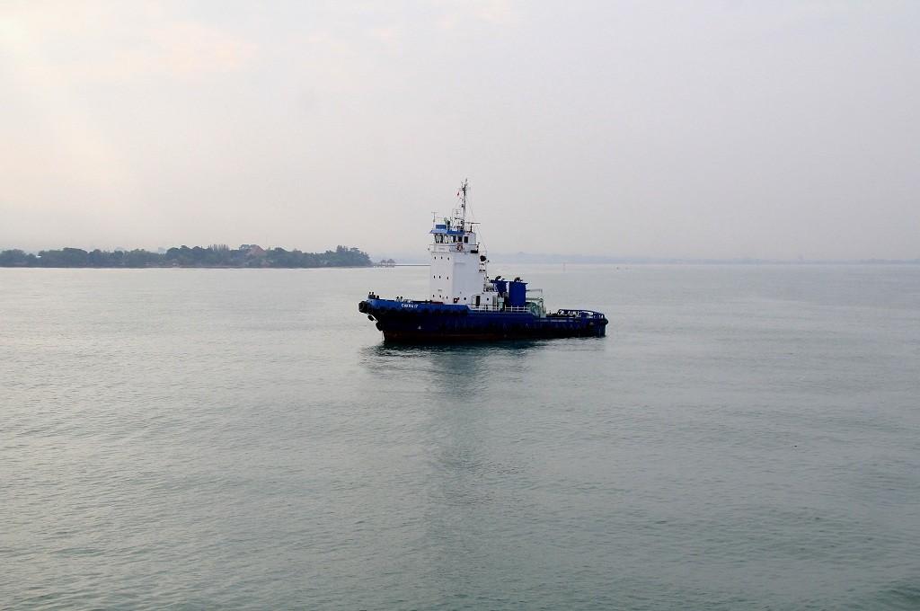 Kapal berlayar di perairan Jepara, Medcom.id - Rhobi Shani