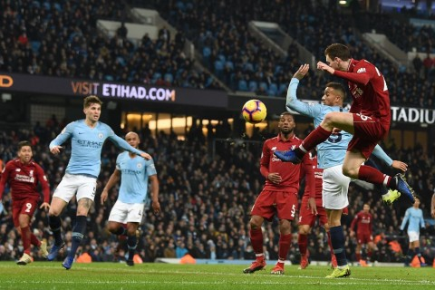 Rapor Pemain dan Komparasi Statistik Usai Manchester City Bekap Liverpool