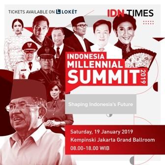 Indonesia Millenial Summit (IMS) 2019
