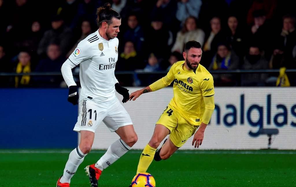 Gareth Bale (kiri) (Foto: AFP/Jose Jordan)