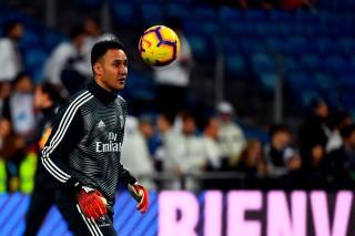 Keylor Navas Teken Perpanjangan Kontrak di Real Madrid