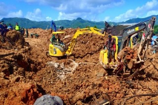 15 People Still Missing after Sukabumi Landslide