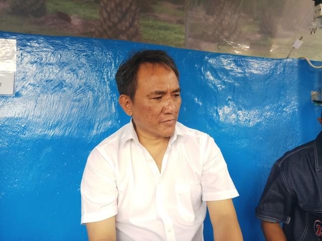 Wakil Sekretaris Jenderal Partai Demokrat Andi Arief. Foto: Medcom.id/M Sholahadhin Azhar.