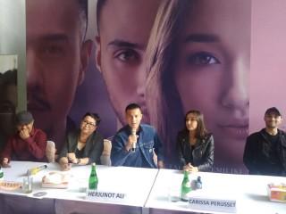 Ika Natassa Jamin Film Antologi Rasa Tak Sekadar Adaptasi Kisah Novel