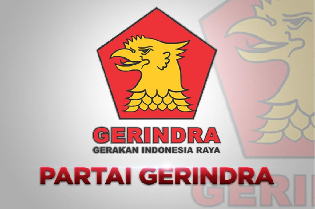 Logo Partai Gerindra, Medcom.id