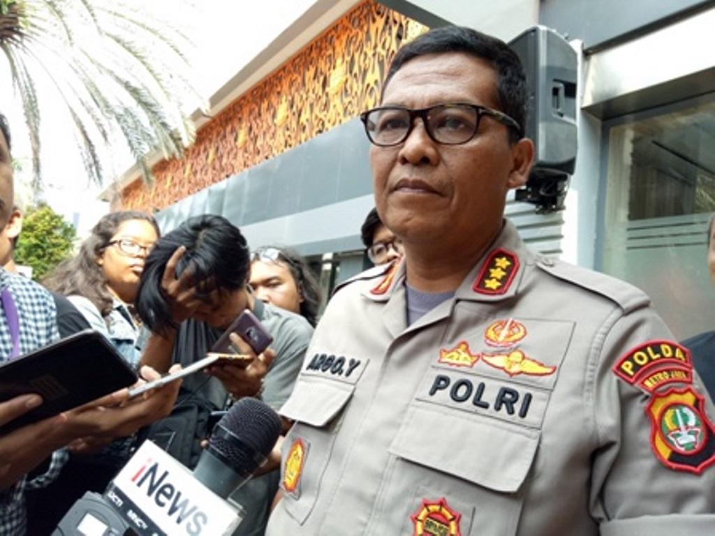 Kombes Argo Yuwono - Medcom.id/Siti Yona Hukmana.