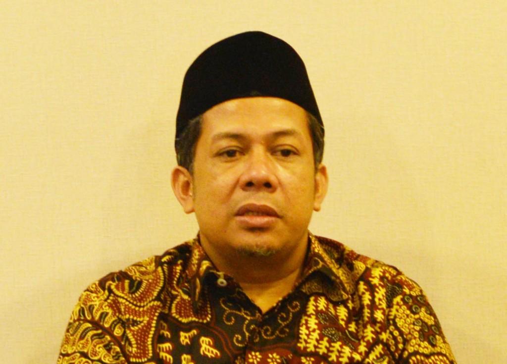 Wakil Ketua DPR Fahri Hamzah. Foto: MI/Mohamad Irfan