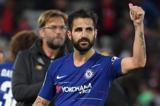 Chelsea Tunda Kepergian Fabregas