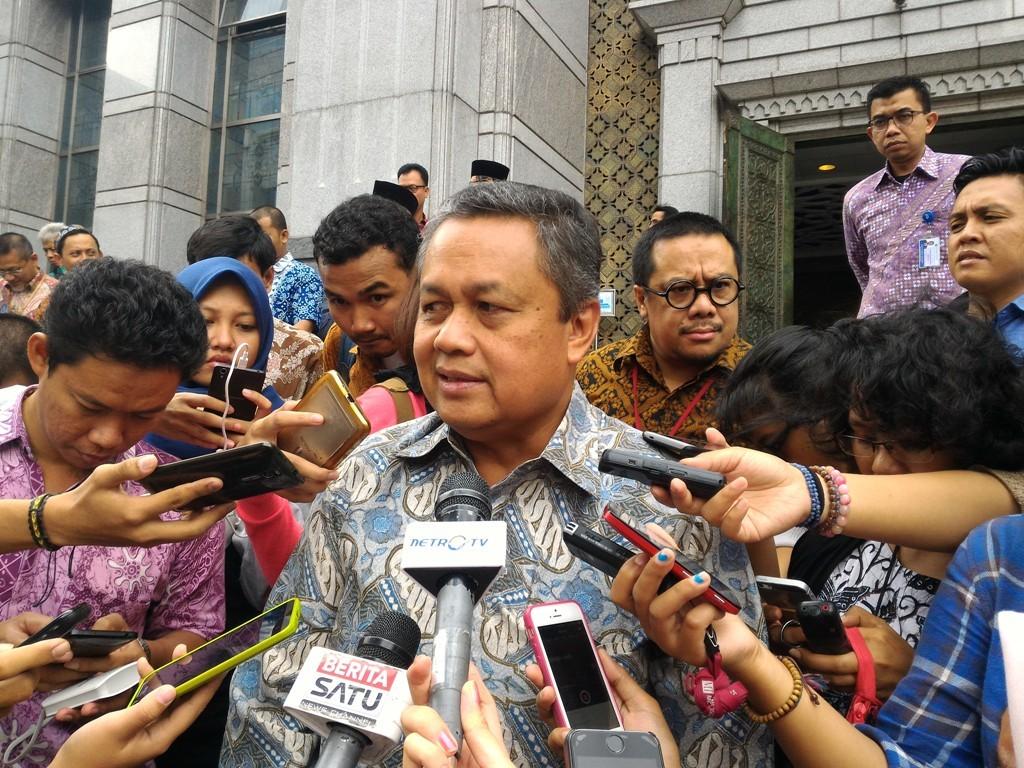 Gubernur Bank Indonesia Perry Warjiyo. (FOTO: Medcom.id/Eko Nordiansyah)