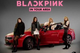 Grup K-Pop Blackpink, Tur Dunia Pakai Kia