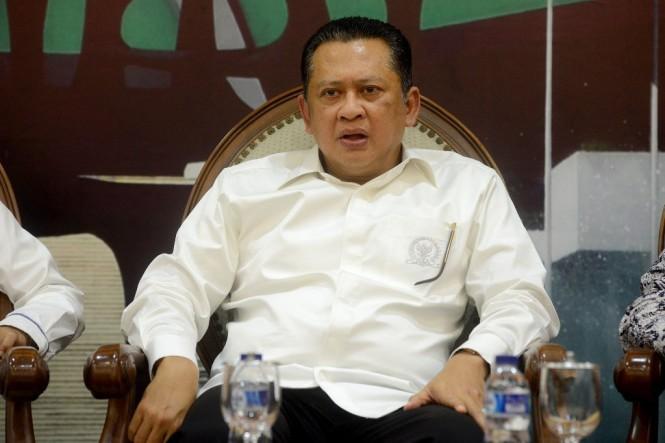 Ketua DPR RI Bambang Soesatyo (MI/SUSANTO)