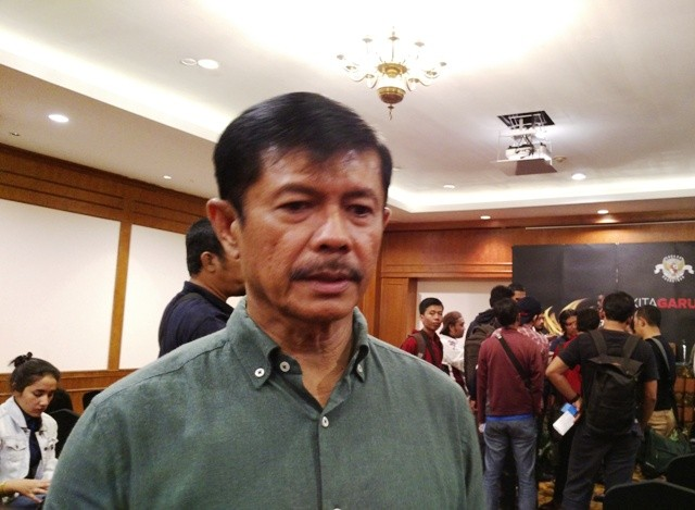 Coach Indra Sjafri-Medcom.id/Kautsar Halim