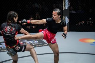Tekad Priscilla Awali 2019 dengan Kemenangan
