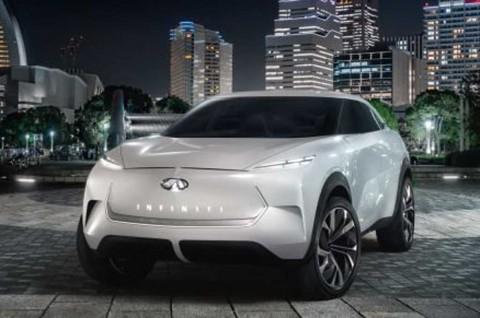 QX Inspiration, SUV Konsep Infiniti Siap Debut di NAIAS