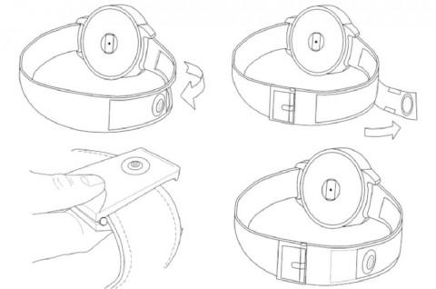 Smartwatch Baru LG Punya Kamera Modular?