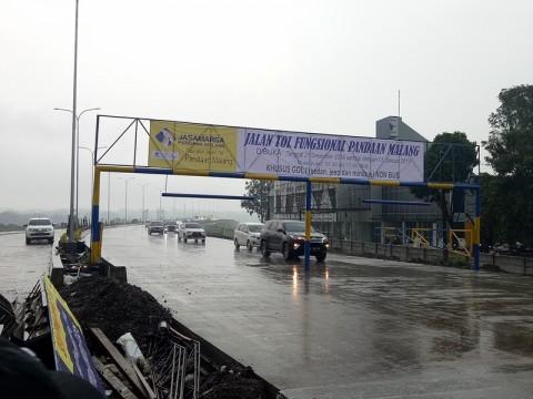 Tol Malang-Pandaan Rampung Maret 2019