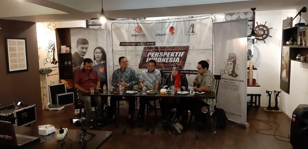 Diskusi 'Menuju Pemilu Bermutu' - Medcom.id/Whisnu Mardiansyah.