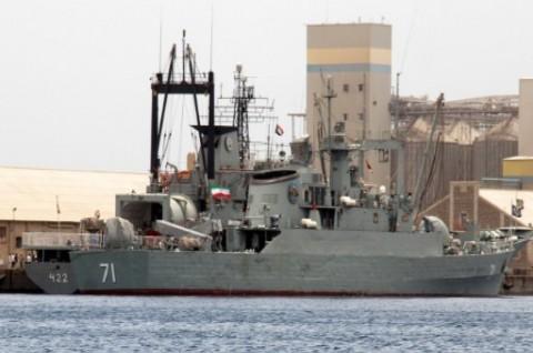 Iran Akan Kerahkan Kapal Perang ke Atlantik