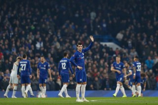 Sepasang Gol Morata Bawa Chelsea ke Putaran 4 Piala FA