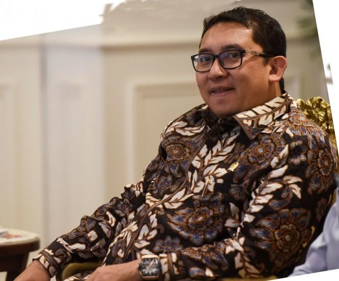 Wakil Ketua Umum Partai Gerindra Fadli Zon. ANT/Hafidz Mubarak.