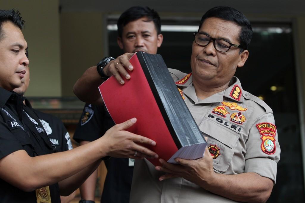 Kabid Humas Polda Metro Jaya Kombes Argo Yuwono. MI/Pius Erlangga.