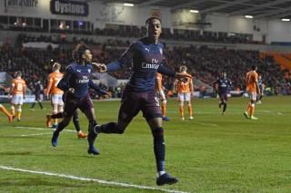 Pemain Muda Gemilang, Arsenal ke Babak Keempat Piala FA