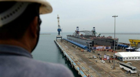 Ekspedisi Kapal Dagang Aceh Tiba di Port Blair India