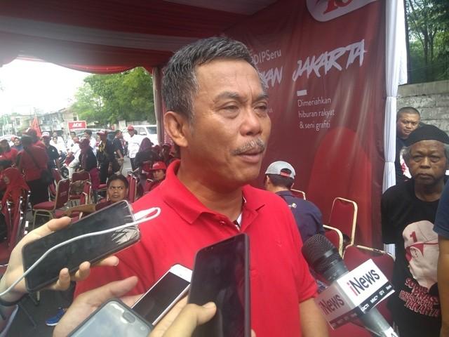 Ketua DPRD DKI Jakarta Prasetyo Edi Marsudi