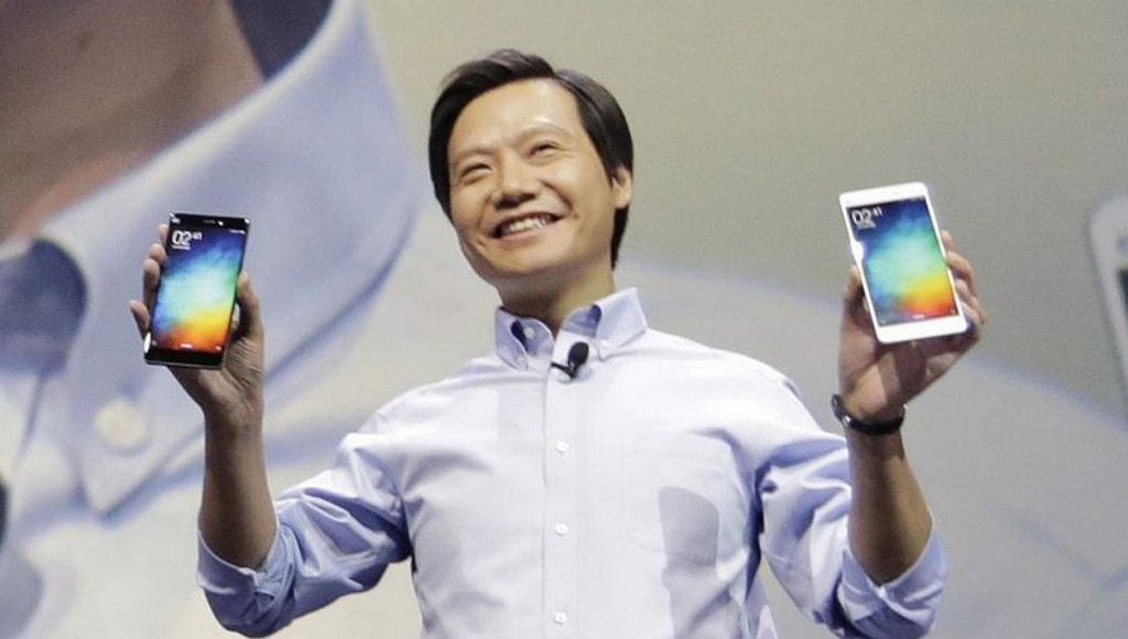 CEO Xiaomi, Lei Jun. (StraitTimes)