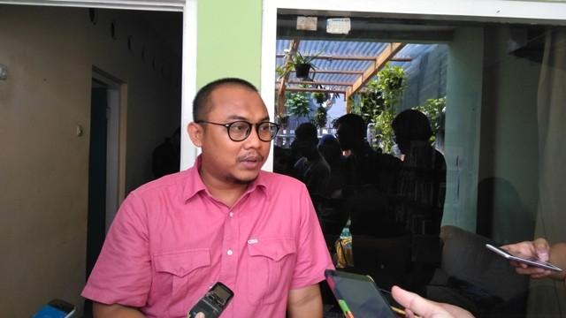 Ketua Konstitusi dan Demokrasi (Kode) Inisiatif Veri Junaidi. Foto: Medcom.id/Syahrul Ramadhan