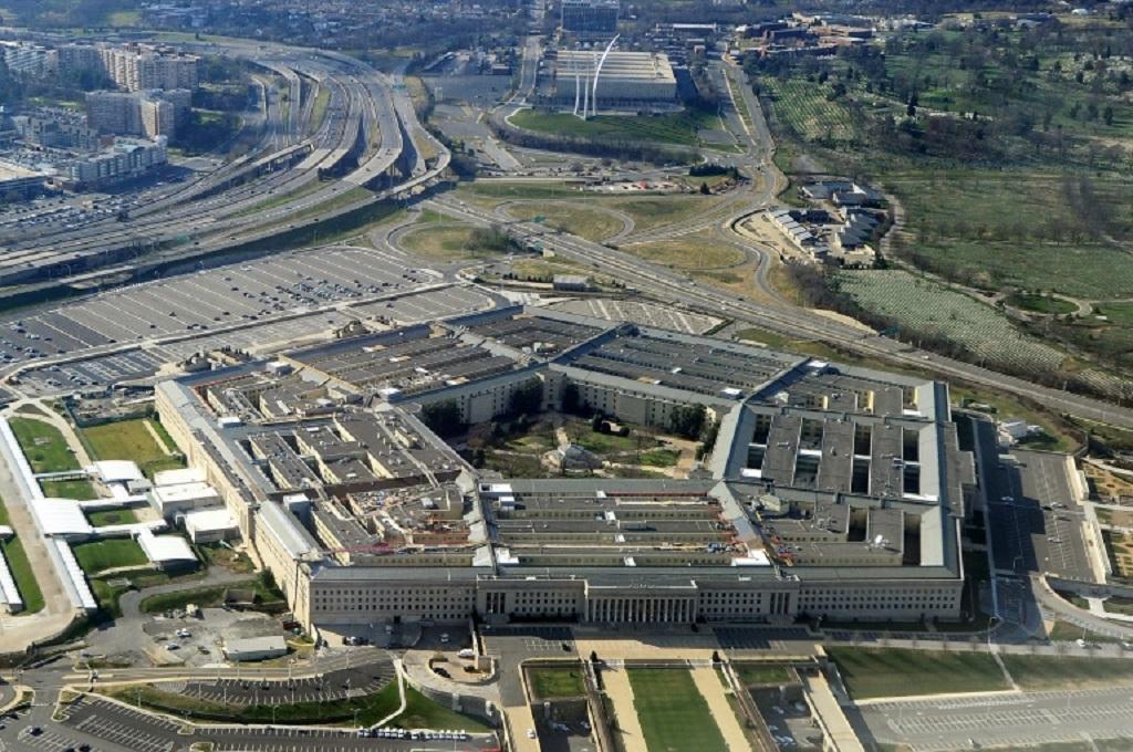 Kemenhan AS atau Pentagon. (Foto: AFP)