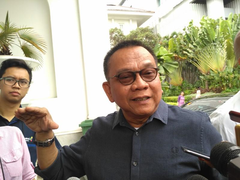 Wakil Ketua DPRD DKI Jakarta Muhammad Taufik. Foto: Medcom.id/Nur Azizah.