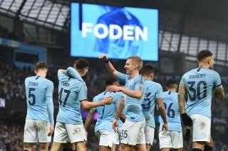 Manchester City Pesta Gol ke Gawang Rotherham United
