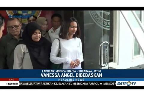 Vanessa Angel Minta Maaf