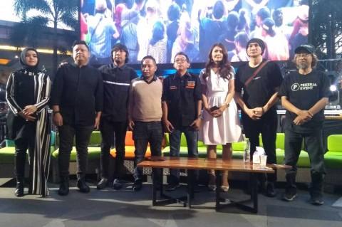 Anji Tampil dalam Konser Amal untuk Korban Tsunami Selat Sunda