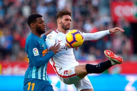 Sevilla Gagal Geser Atletico dari Posisi Dua
