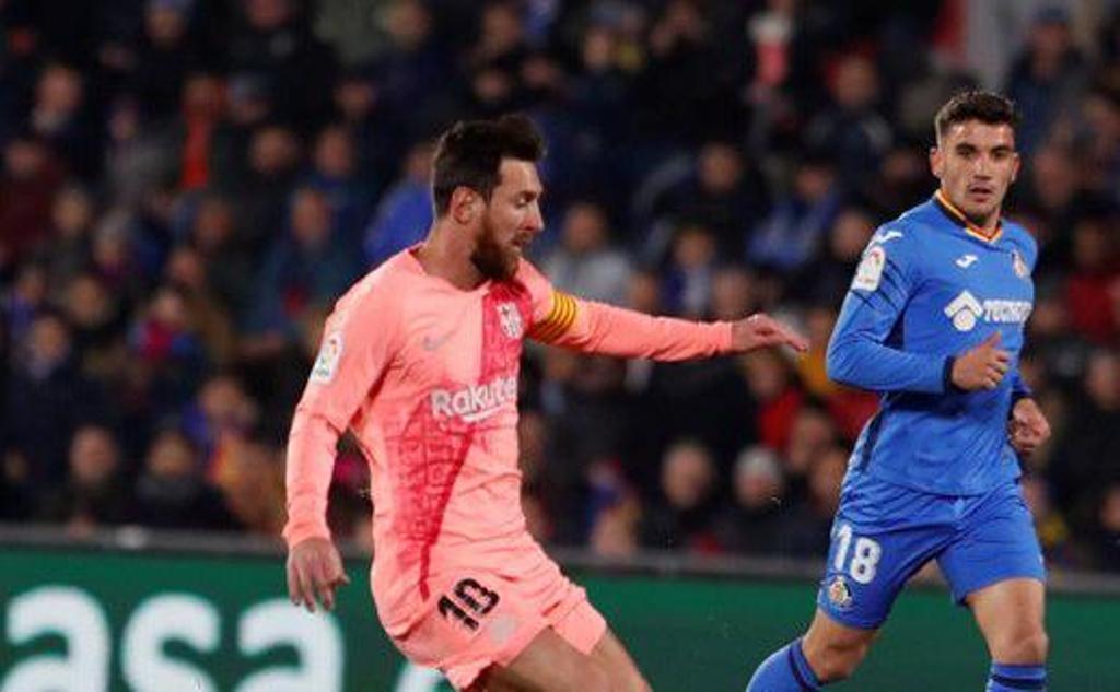 Lionel Messi. (Foto: Barcelona FC)