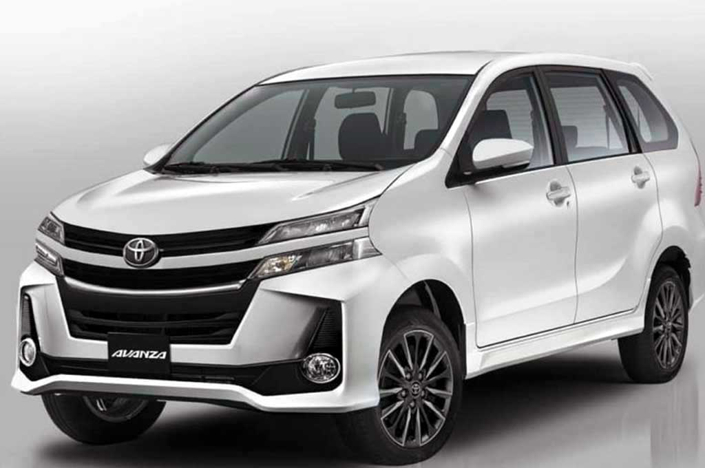 Tampang baru Toyota Avanza 2019. IST