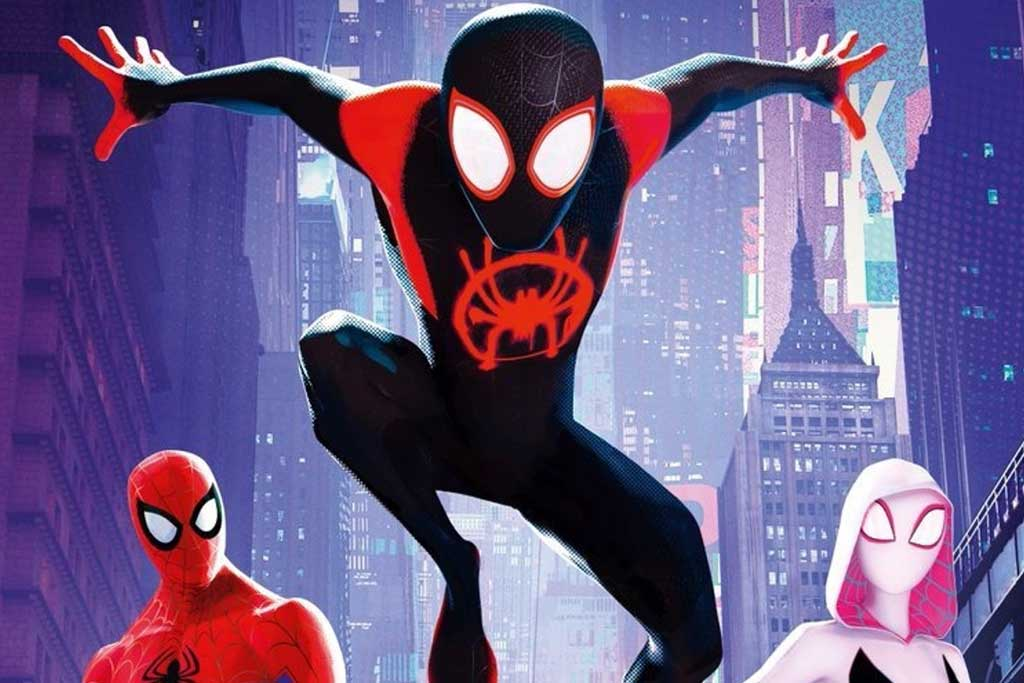 Spider-Man Into the Spider-Verse (Foto: Sony Pictures)