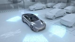 EV Hyundai & Kia Bakal Bisa Cari Parkir Sendiri