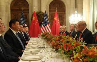 AS-Tiongkok Resmi Bahas Perang Dagang