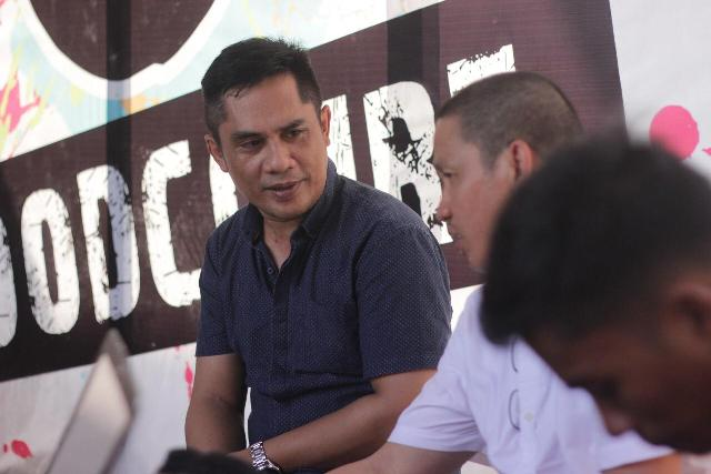 Sekretaris Bapilu DPP PSI, Andi Saiful Haq.