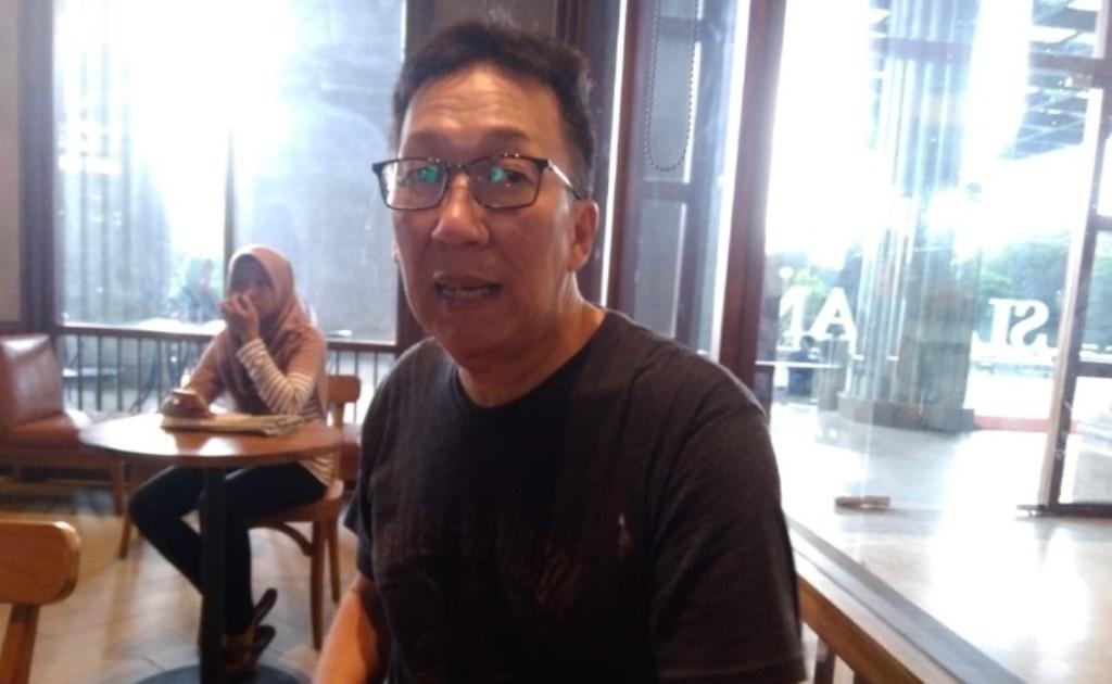 CEO PT Putra Sleman Sembada (PSS), Soekeno. (Foto: medcom.id/Ahmad Mustaqim)