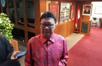 Menteri Dalam Negeri Tjahjo Kumolo. Foto: Medcom.id/Adin.
