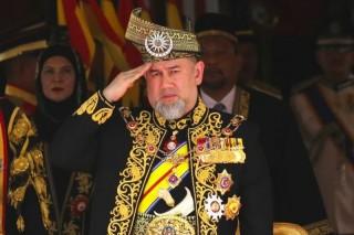 Kesedihan Rakyat Malaysia saat Raja Turun Takhta