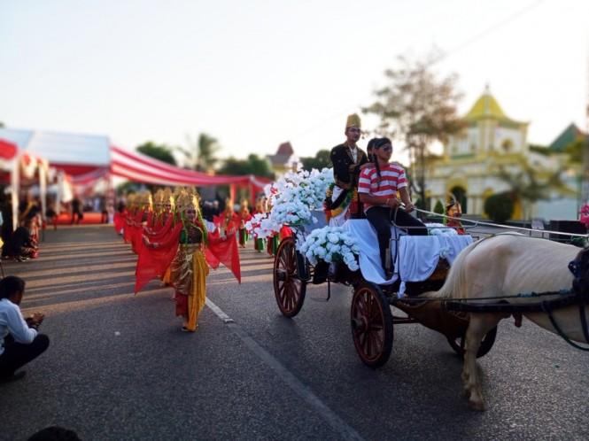 Pagelaran budaya di Sumenep sebagai salah satu daya tarik wisawatan – Medcom.id / Rahmatullah